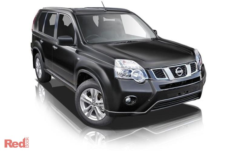 2012 Nissan X-Trail ST-L T31 Series IV