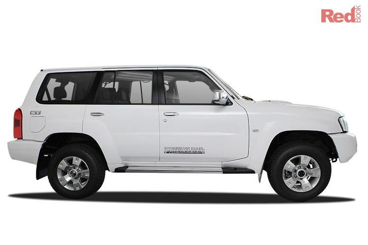 2013 Nissan Patrol ST Y61