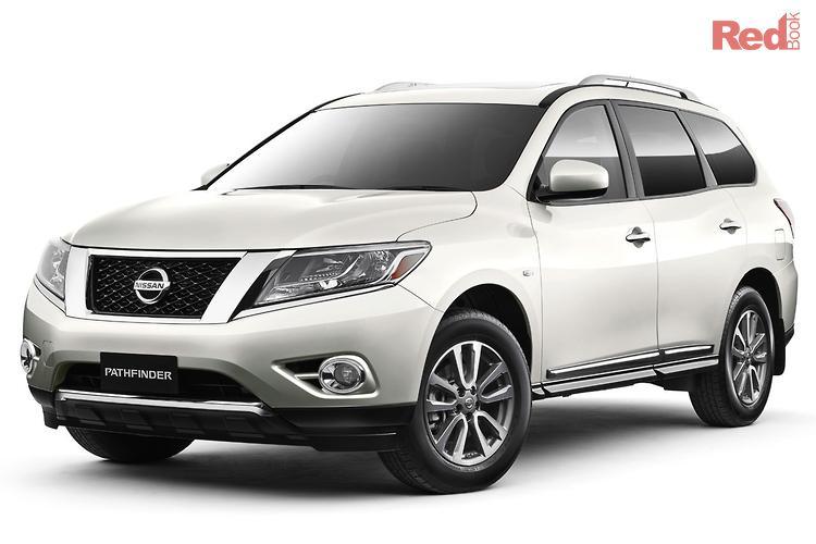 2013 Nissan Pathfinder ST-L R52 MY14