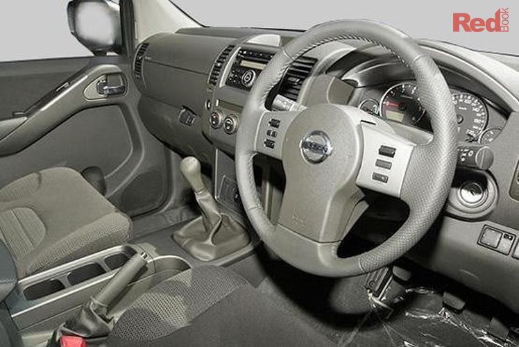 2010 Nissan Pathfinder ST-L R51 MY08