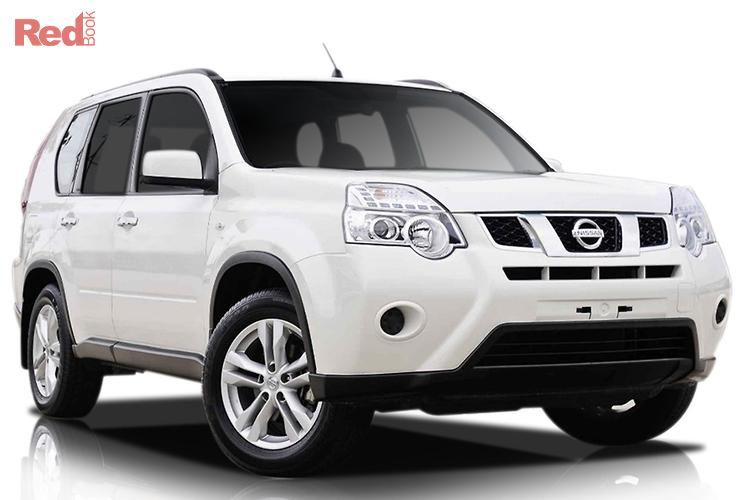 2012 Nissan X-Trail ST T31 Series IV