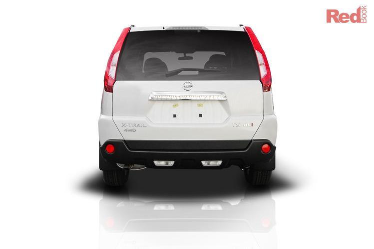 2013 Nissan X-Trail TS T31 Series V