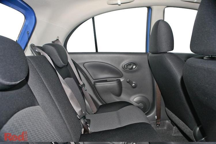 2011 Nissan Micra ST K13