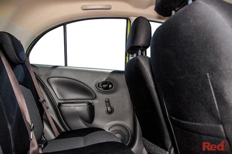 2013 Nissan Micra ST K13 MY13