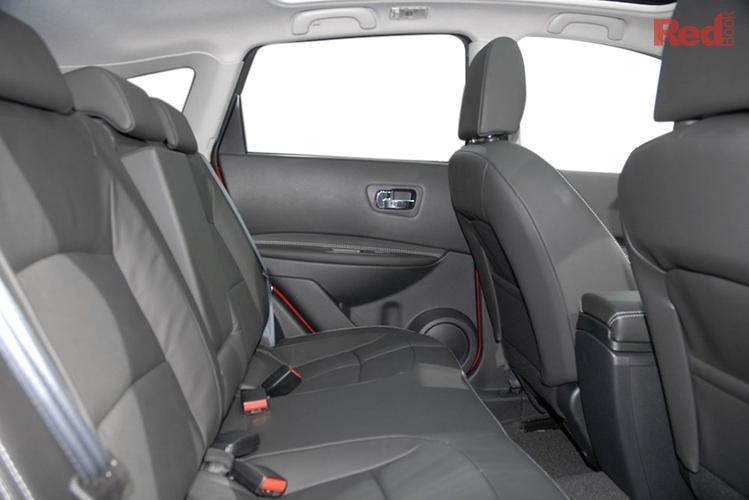 2013 Nissan Dualis TI-L J10 Series 4 MY13