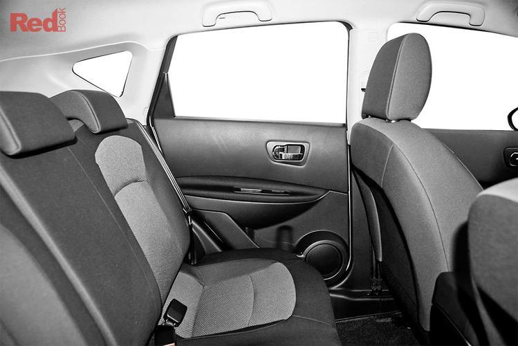 2013 Nissan Dualis ST J10 Series 4 MY13