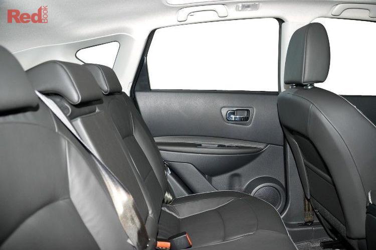 2012 Nissan Dualis TI-L J10 Series 3 MY12