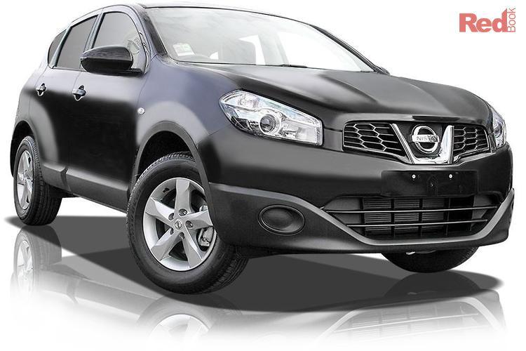 2010 Nissan Dualis ST J10 MY09