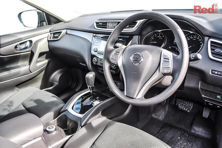 2017 Nissan X-Trail ST T32 4X4 On Demand