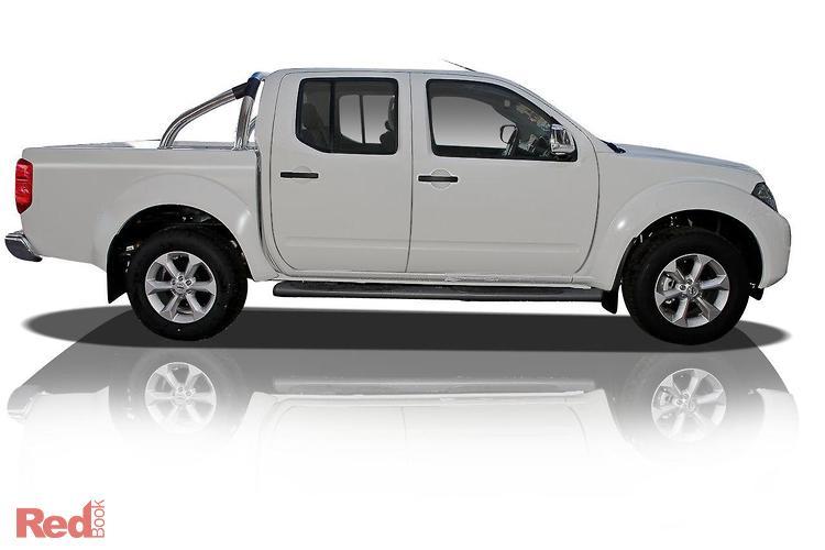 2012 Nissan Navara ST-X D40 Series 5