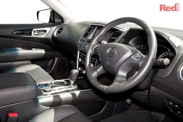 2015 Nissan Pathfinder TI R52 MY15