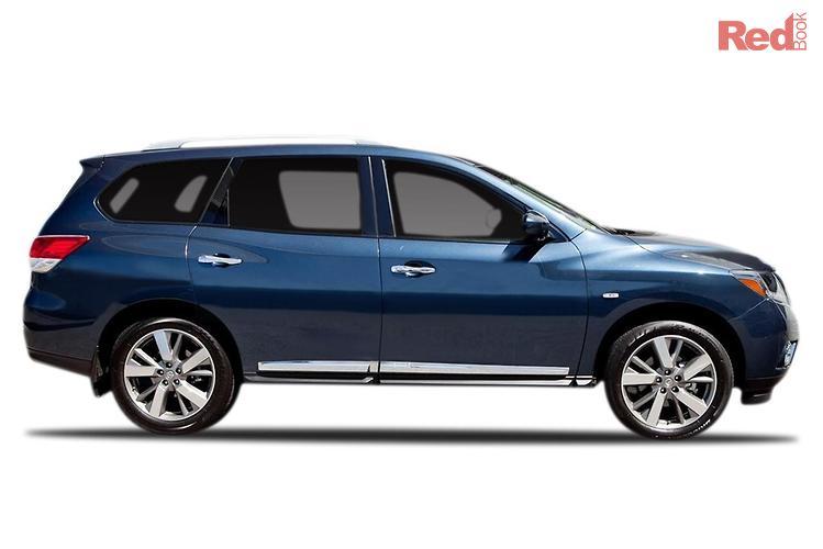 2015 Nissan Pathfinder TI R52 MY15 4X4 On Demand