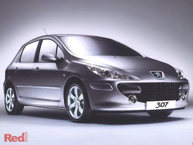 2006 Peugeot 307 XS T6