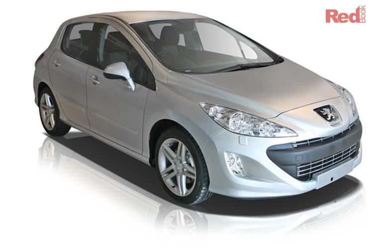 2011 Peugeot 308 Sportium T7