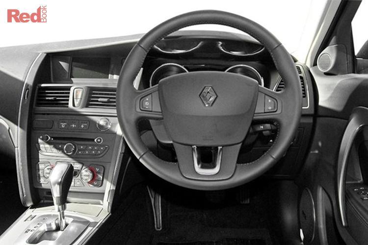 2013 Renault Latitude Luxe L43 MY12