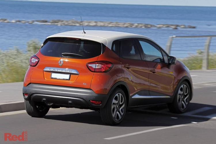 2014 Renault Captur Dynamique J87