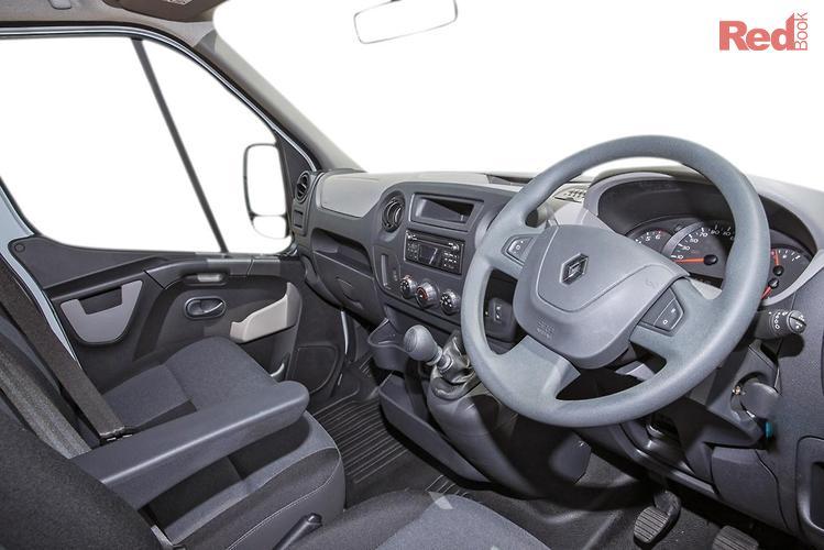 2018 Renault Master X62