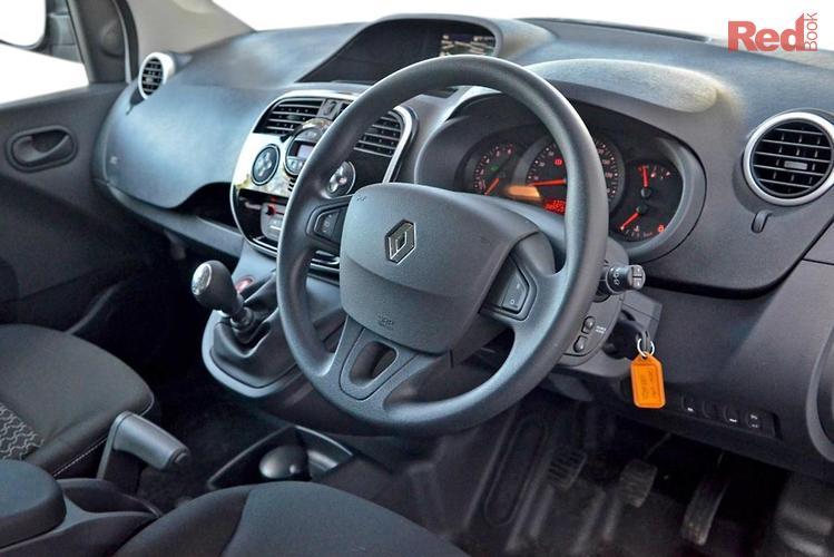 2016 Renault Kangoo Maxi Crew F61 Phase II
