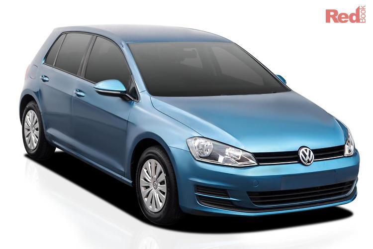 2015 Volkswagen Golf 90TSI 7 MY15