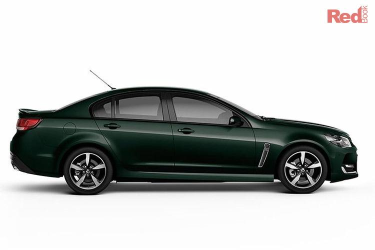 2017 Holden Commodore SV6 VF Series II MY17