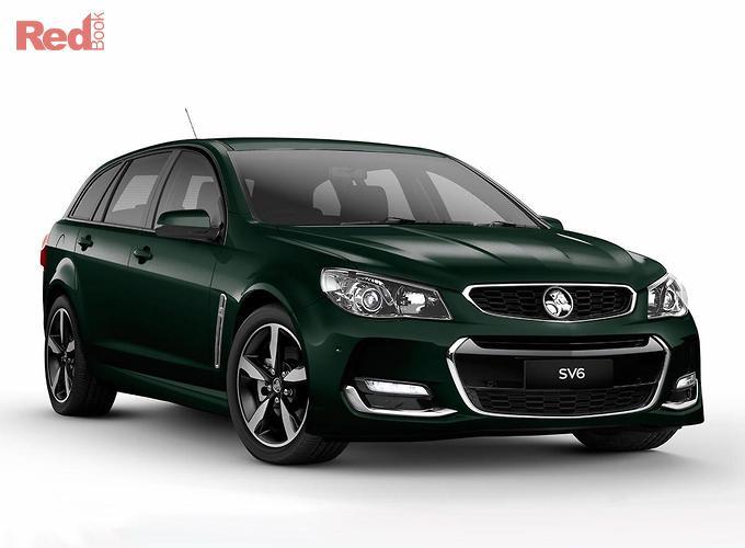 2017 Holden Commodore SV6 VF Series II MY17