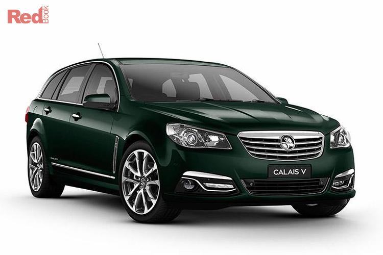 2017 Holden Calais V VF Series II MY17