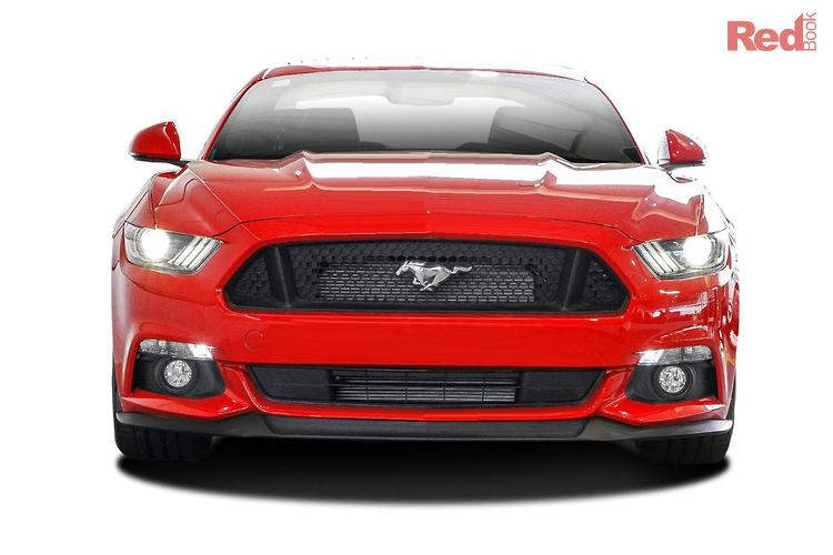 2017 Ford Mustang GT FM MY17