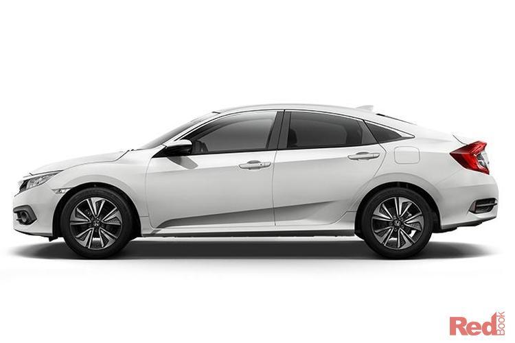 2018 Honda Civic VTI-L 10TH GEN MY18