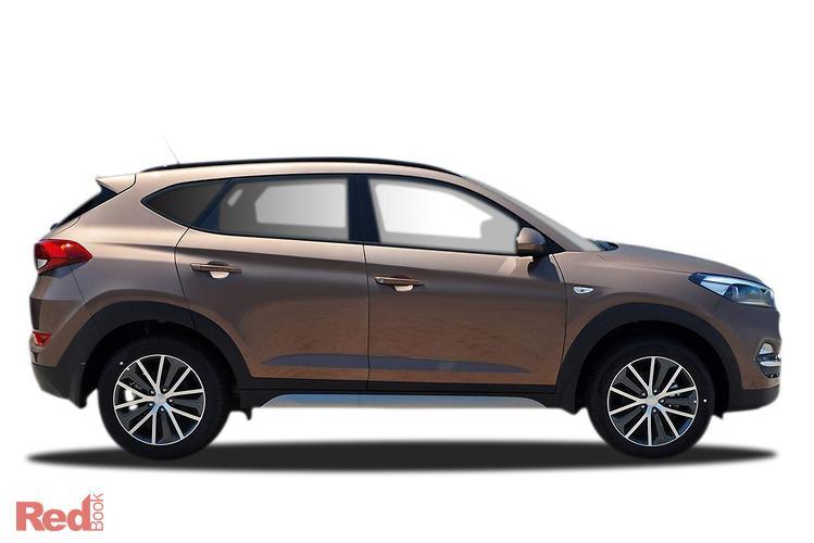 2017 Hyundai Tucson Elite TL2 MY18