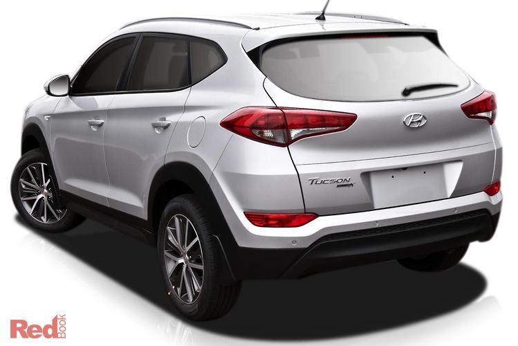 2017 Hyundai Tucson Active X TL MY17