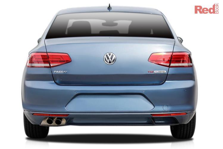 2016 Volkswagen Passat 132TSI Comfortline B8 MY16