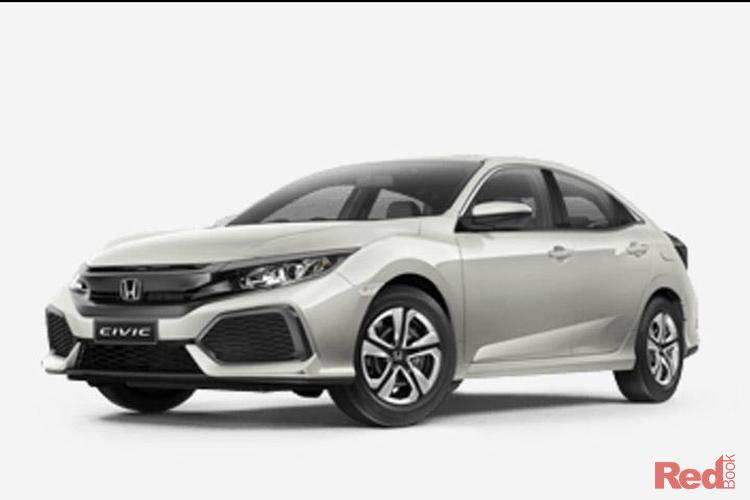 2018 Honda Civic VTI 10TH GEN MY18