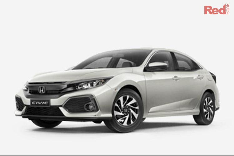 2018 Honda Civic VTI-S 10TH GEN MY18