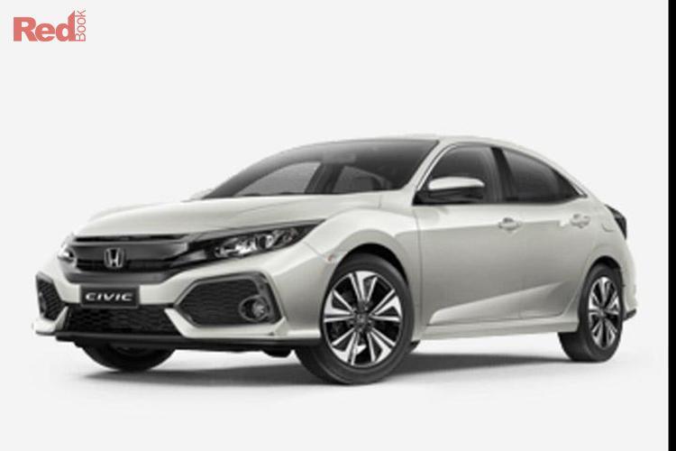 2018 Honda Civic VTI-LX 10TH GEN MY18