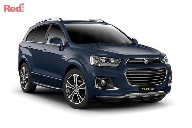 2018 Holden Captiva LTZ CG MY18