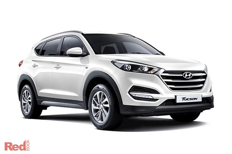 2018 Hyundai Tucson Active TL2 MY18