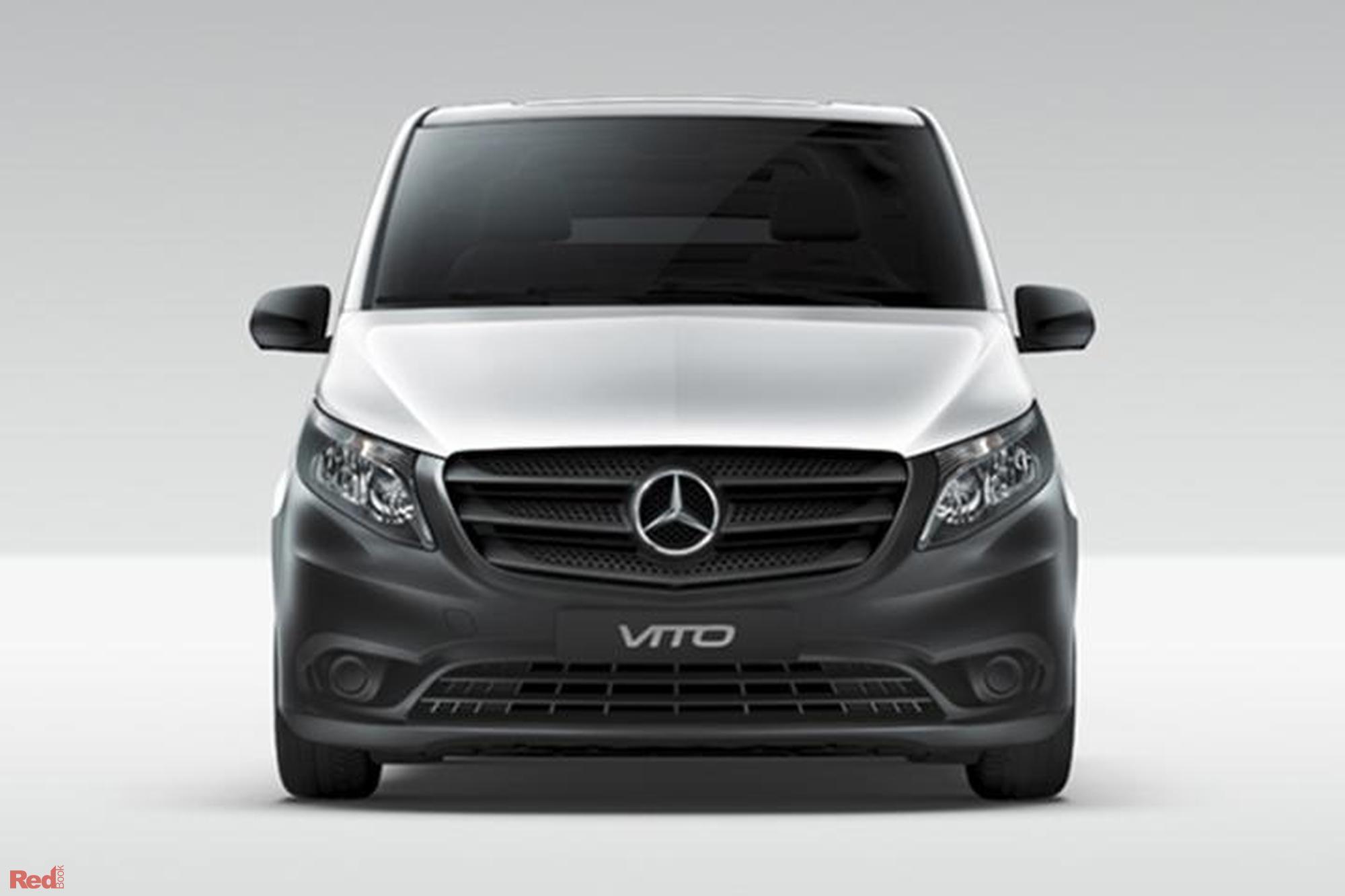 2017 Mercedes Benz Vito 111cdi
