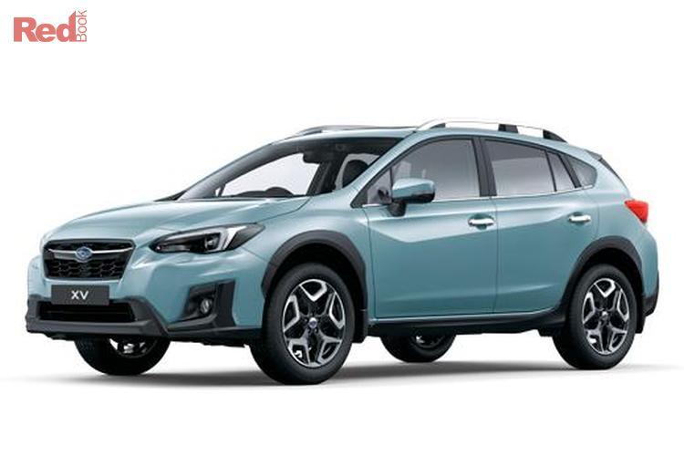2018 Subaru XV 2.0I-S G5X MY18