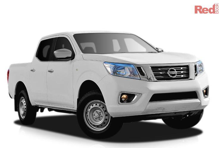 2017 Nissan Navara RX (4X2) D23 Series II