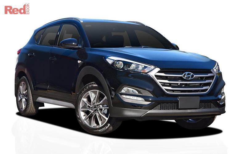 2018 Hyundai Tucson Active X 2WD TL MY18