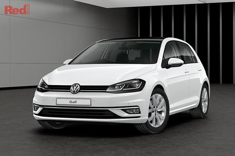 2018 Volkswagen Golf 110TSI Highline 7.5 MY18