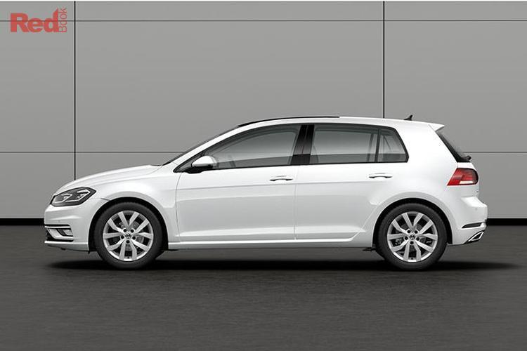 2018 Volkswagen Golf 110TSI 7.5 MY18