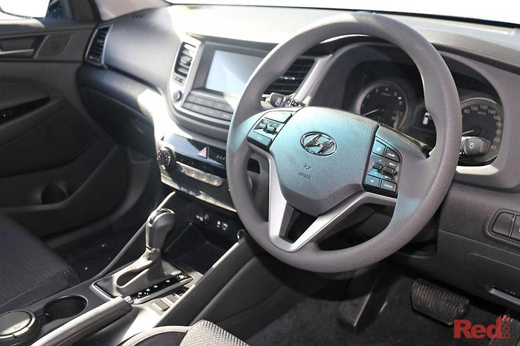2017 Hyundai Tucson Active TL2 MY18