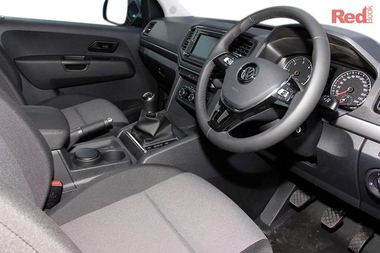2017 Volkswagen Amarok TDI400 Core 2H MY17