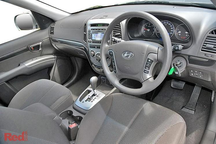 2010 Hyundai Santa FE SLX CM MY10