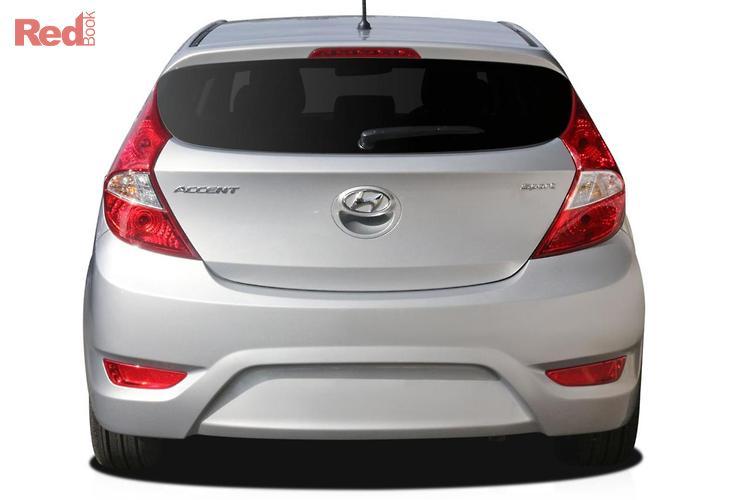 2017 Hyundai Accent Sport RB5 MY17