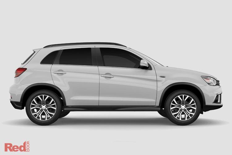 2018 Mitsubishi ASX LS (2WD) XC MY18
