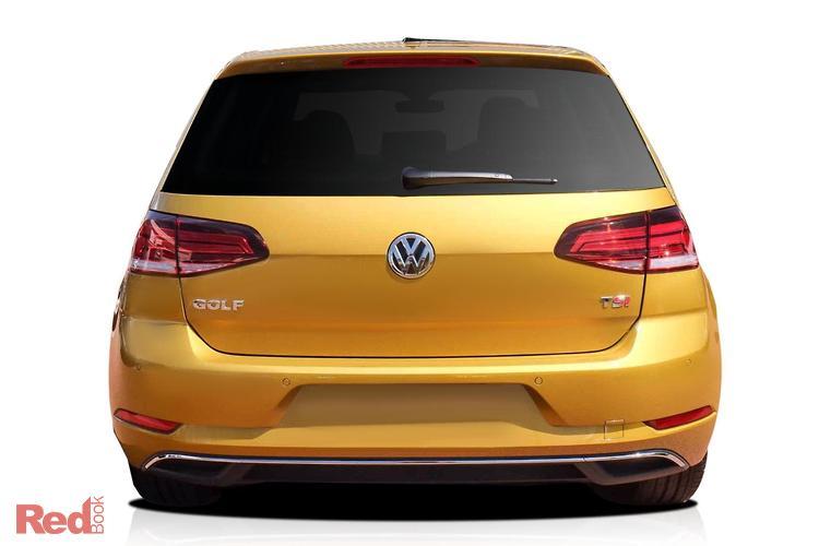2017 Volkswagen Golf 110TSI Comfortline 7.5 MY17