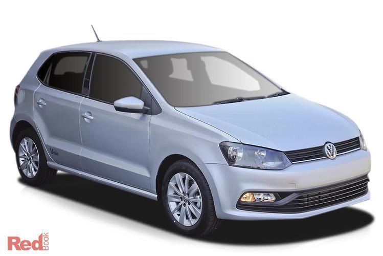 2017 Volkswagen Polo 66TSI Urban 6R MY17.5