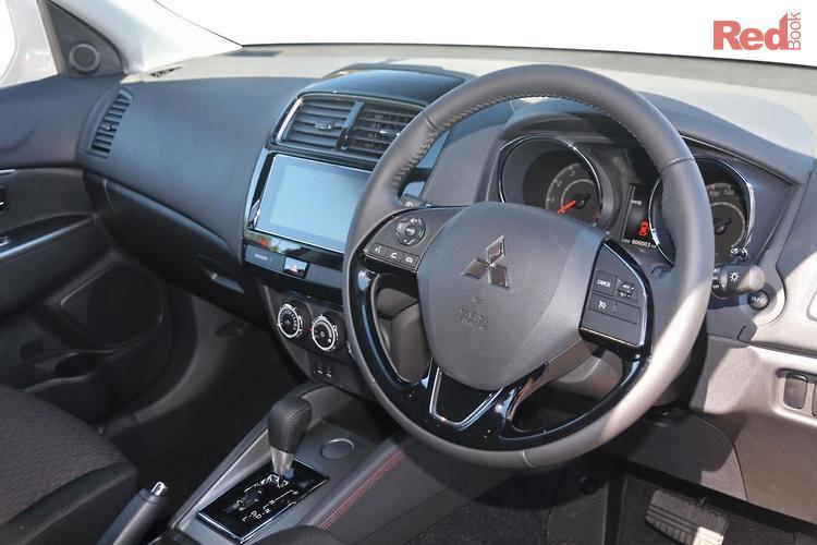 2017 Mitsubishi ASX LS XC MY18